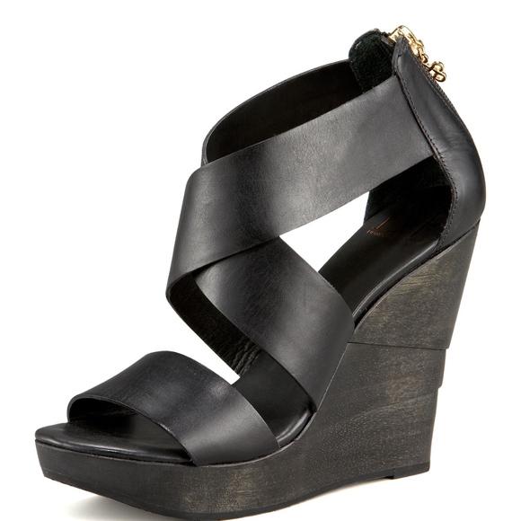 5cde629c008c2 Diane Von Furstenberg Shoes - Diane Von Furstenberg DVF Opal Wedge Sandal 7